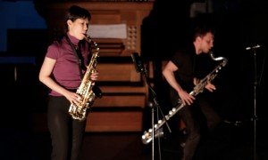 TunedCity-Live still Naomi Sato - Gareth Davis